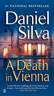 A Death In Vienna By Silva, Daniel