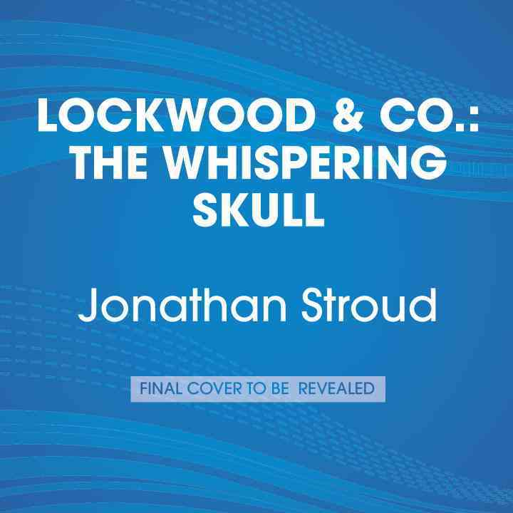 [CD] The Whispering Skull By Stroud, Jonathan